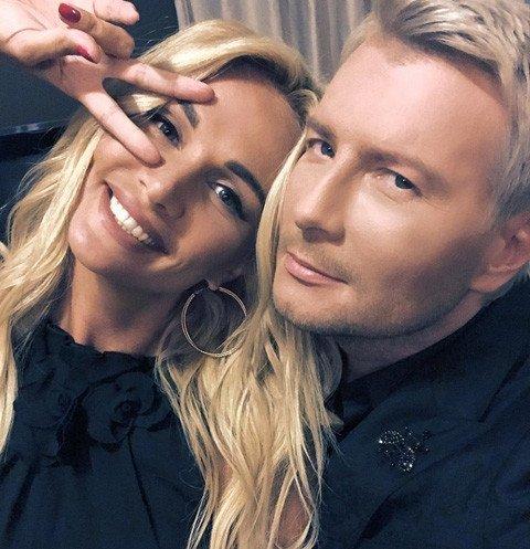 Николай Басков и Виктория Лопырева передумали жениться