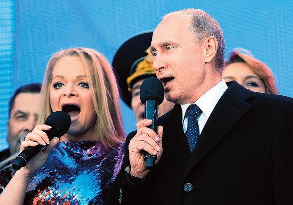 Президенту России Владимиру Путину 65 лет