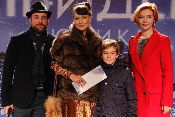 Дочку Нонны Гришаевой назвали невероятной красавицей