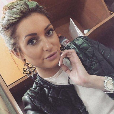 Кристина Дерябина показала синяки после нападения бывшего