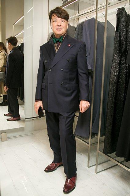Алла Пугачева и другие на открытии нового бутика Юдашкина - Фото №11