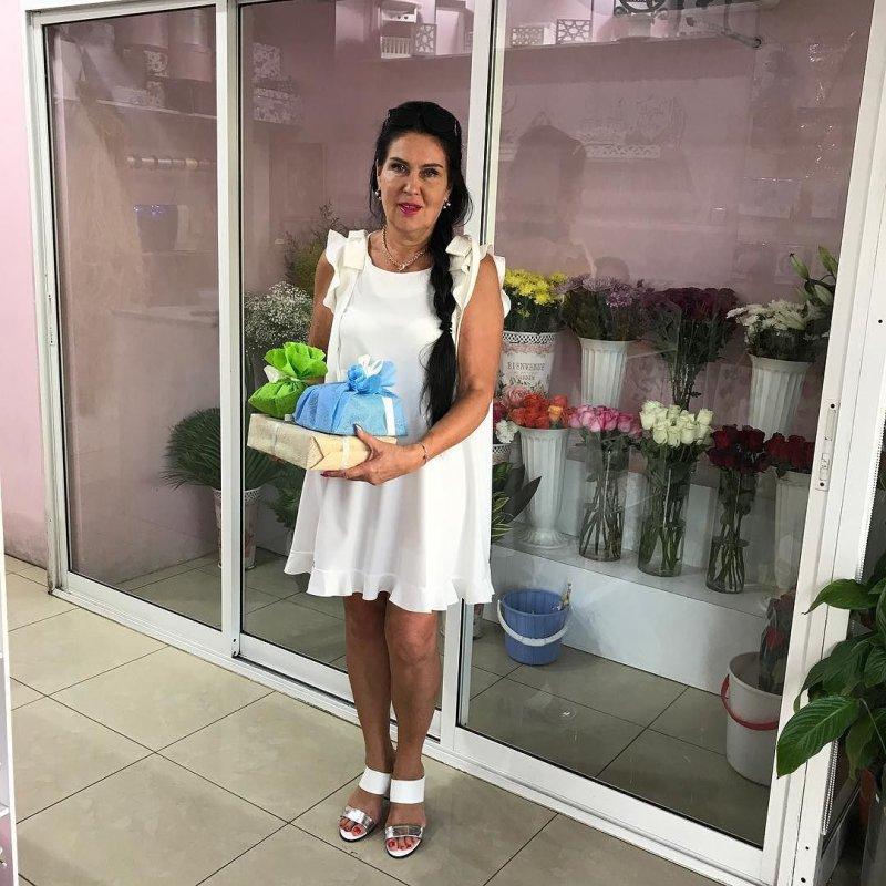 Татьяна Владимировна готовится к поездке на Сейшелы