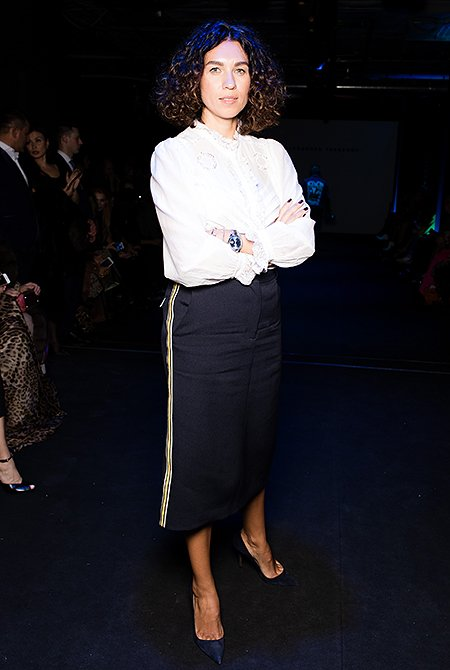 Звёздные модницы поддержали Александра Терехова - Фото №3