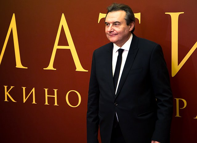 Селебрити на премьере «Матильды» в Санкт-Петербурге