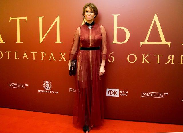 Селебрити на премьере «Матильды» в Санкт-Петербурге - Фото №3