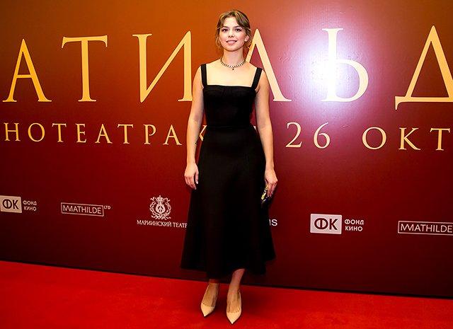Селебрити на премьере «Матильды» в Санкт-Петербурге - Фото №6