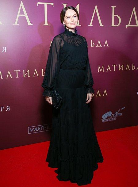 Селебрити на московской премьере «Матильды» - Фото №3