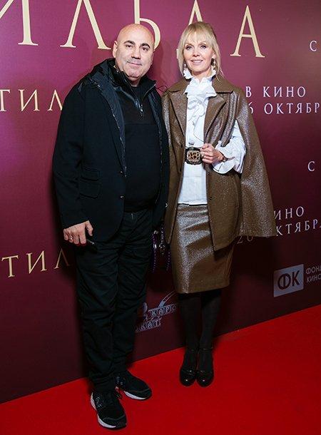 Селебрити на московской премьере «Матильды» - Фото №5