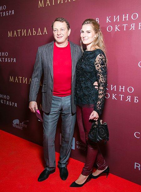 Селебрити на московской премьере «Матильды» - Фото №4