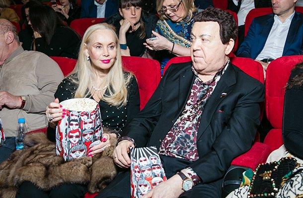 Селебрити на московской премьере «Матильды» - Фото №10