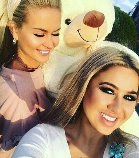 Маша Кохно рассказала, что ее связывает с Дмитрием Дмитренко