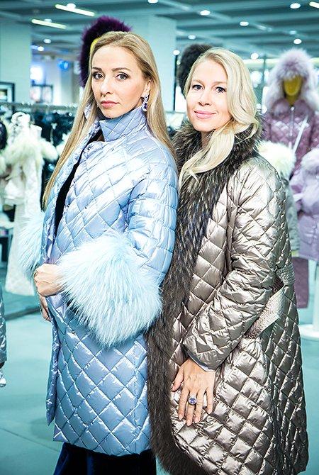 Знаменитые модницы утеплились в новом корнере Naumi - Фото №8