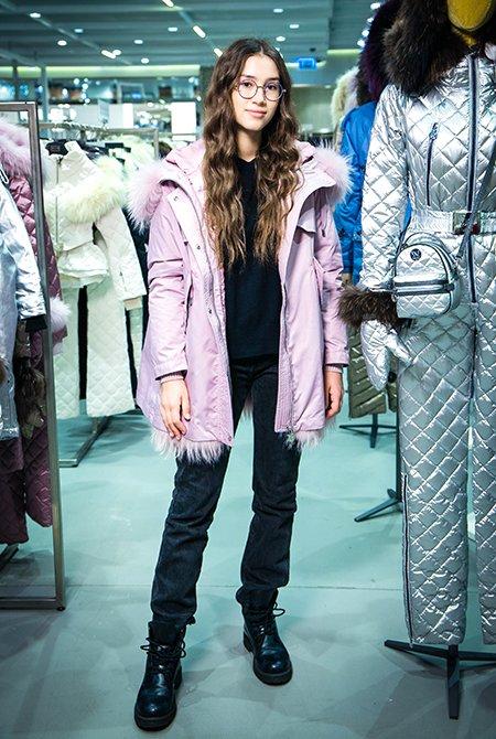 Знаменитые модницы утеплились в новом корнере Naumi - Фото №9