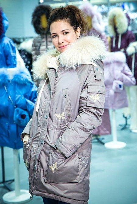 Знаменитые модницы утеплились в новом корнере Naumi - Фото №3
