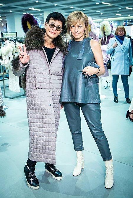 Знаменитые модницы утеплились в новом корнере Naumi - Фото №4