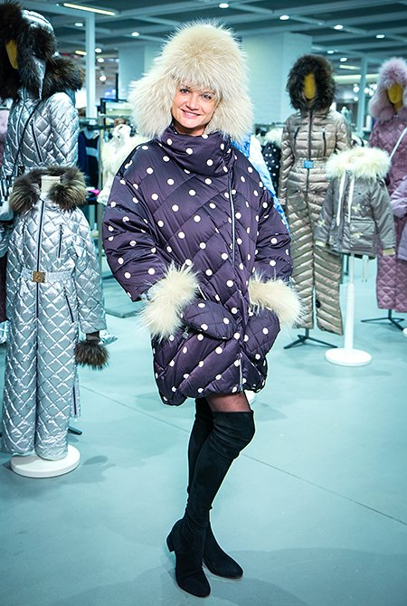 Знаменитые модницы утеплились в новом корнере Naumi - Фото №6