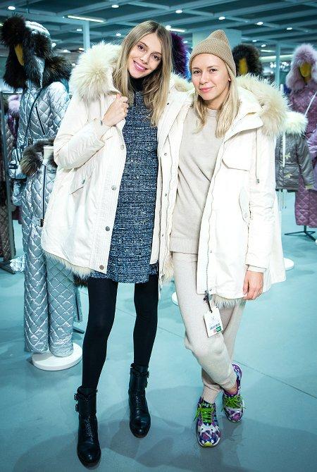 Знаменитые модницы утеплились в новом корнере Naumi - Фото №2