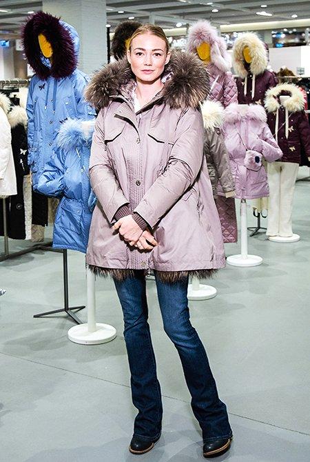Знаменитые модницы утеплились в новом корнере Naumi - Фото №5