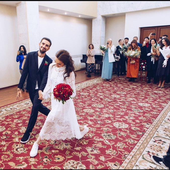 Сати Казанова показала, как прошла её первая свадьба - Фото №2