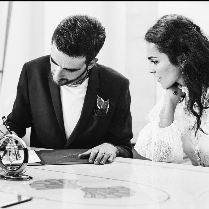 Сати Казанова показала, как прошла её первая свадьба - Фото №3