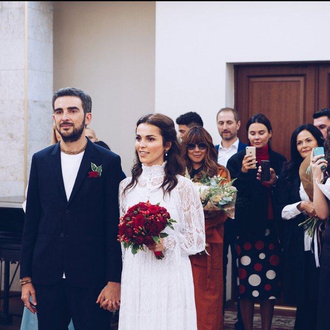 Сати Казанова показала, как прошла её первая свадьба - Фото №5