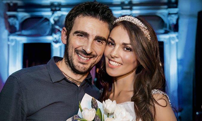 Сати Казанова показала, как прошла её первая свадьба - Фото №7