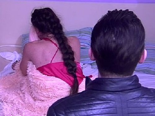 Кадони вошел в комнату Рапунцель, и все поняли, что она не беременна