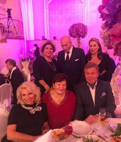 Годовщина свадьбы Кобзонов была просто невероятной - Фото №3