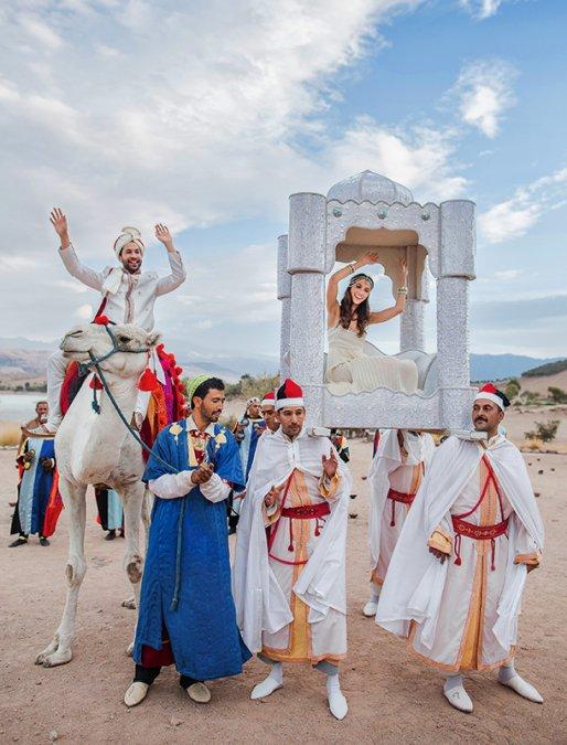 Свадьба Инги Меладзе и Нори Вергиза: как это было - Фото №1