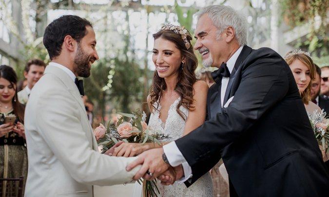 Свадьба Инги Меладзе и Нори Вергиза: как это было - Фото №4