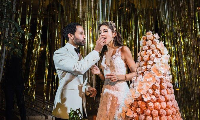 Свадьба Инги Меладзе и Нори Вергиза: как это было - Фото №10