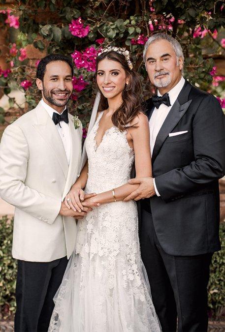Свадьба Инги Меладзе и Нори Вергиза: как это было - Фото №3