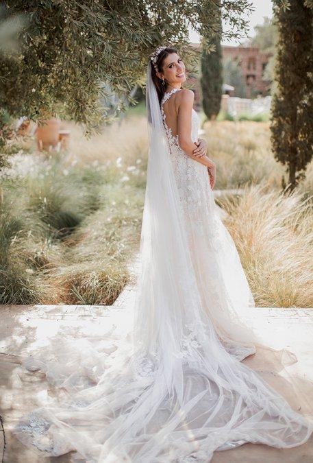Свадьба Инги Меладзе и Нори Вергиза: как это было - Фото №2