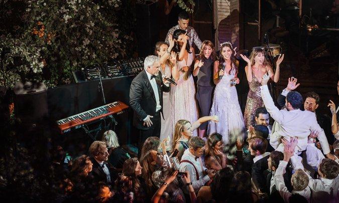 Свадьба Инги Меладзе и Нори Вергиза: как это было - Фото №11