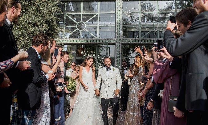 Свадьба Инги Меладзе и Нори Вергиза: как это было - Фото №7