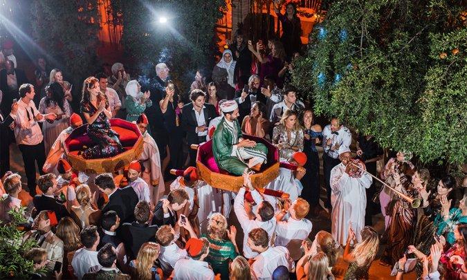 Свадьба Инги Меладзе и Нори Вергиза: как это было - Фото №12