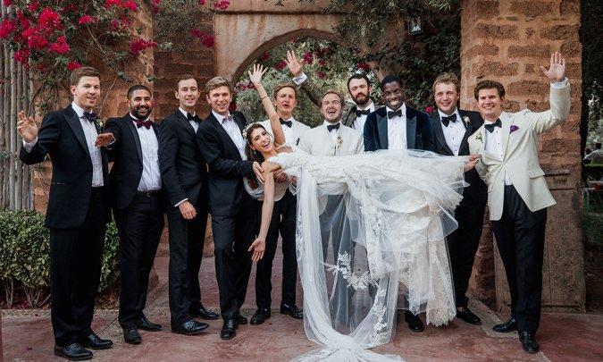 Свадьба Инги Меладзе и Нори Вергиза: как это было - Фото №8