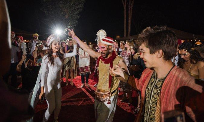 Свадьба Инги Меладзе и Нори Вергиза: как это было - Фото №14