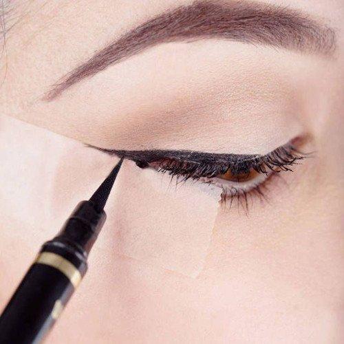 Лайфхаки для макияжа глаз