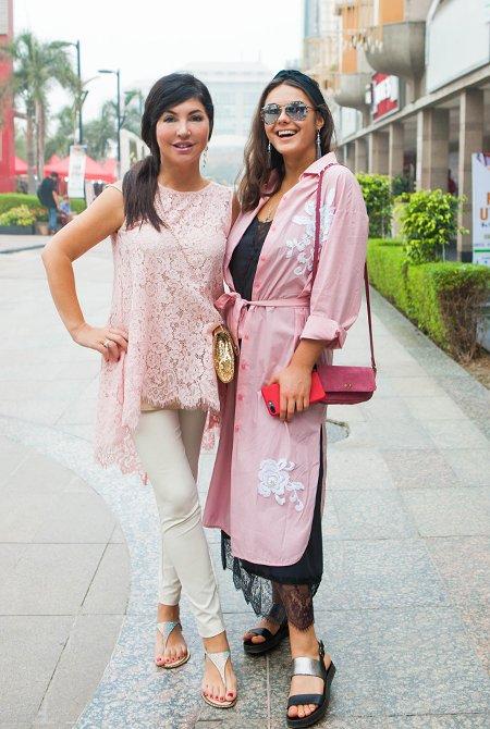 Олеся Судзиловская, Анна Исаева и другие проводят рабочие каникулы в Индии - Фото №2