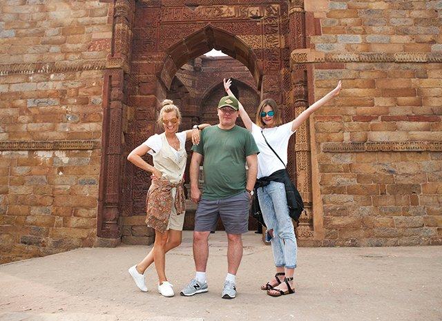 Олеся Судзиловская, Анна Исаева и другие проводят рабочие каникулы в Индии - Фото №8