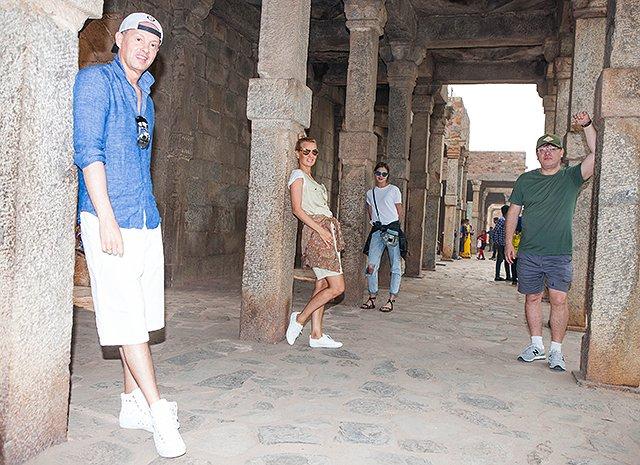 Олеся Судзиловская, Анна Исаева и другие проводят рабочие каникулы в Индии - Фото №7