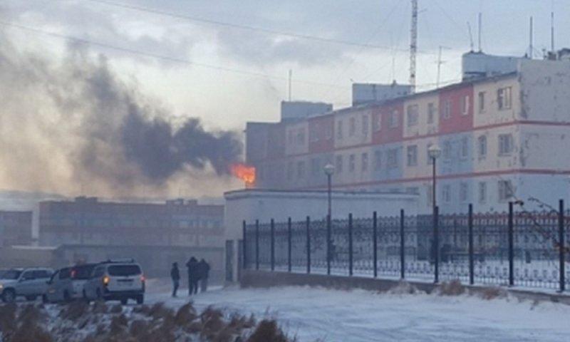 Свидетели страшного пожара снимали его на видео вместо того, чтобы вызвать МЧС