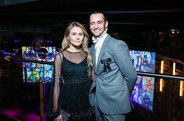 Звёздные пары на закрытой вечеринке GQ - Фото №7