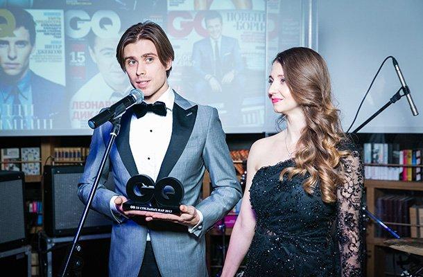 Звёздные пары на закрытой вечеринке GQ - Фото №10