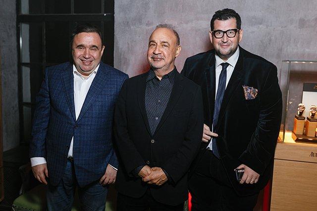 Собчак, Ургант, Киценко и другие на рок-вечеринке - Фото №12