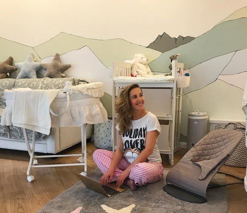 Юля Ковальчук показала поклонникам комнату дочери