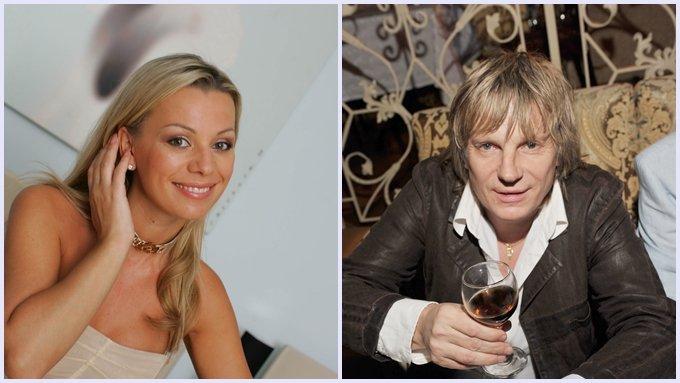 Виктор и Ирина Салтыковы устроили разборки на телевидении