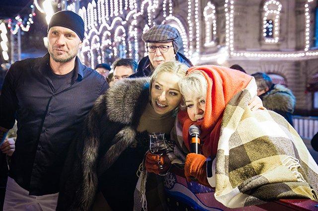 Татьяна Навка и Татьяна Тарасова снова подруги - Фото №2