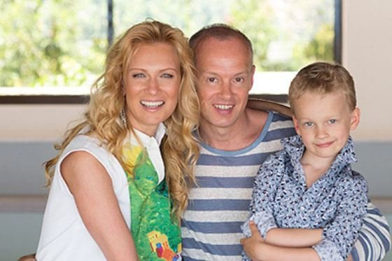 Супруг Судзиловской высказал свое недовольство из-за сына